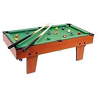Legler Tischbillard Maxi aus Holz, ideal zum Mitnehmen, schult spielerisch...