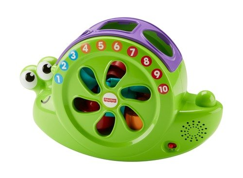 Fisher-Price Juguete Caracol 3 en 1