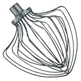 : KitchenAid KN211WW 11-Wire Whip - Fits Bowl-Lift models KV25G and KP26M1X