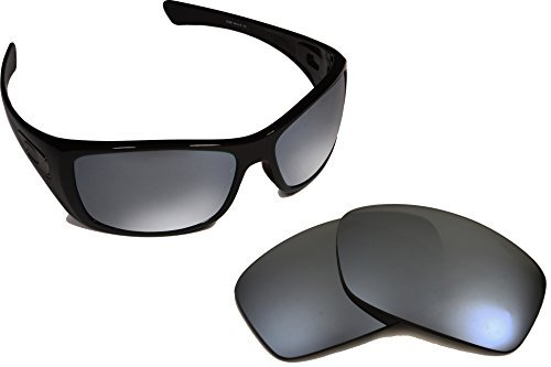 0279de98e7 New SEEK OPTICS Replacement Lenses Oakley HIJINX - Polarized Black Iridium   Amazon.ca  Jewelry