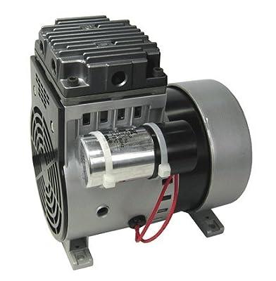 EasyPro 1/4 HP Rocking Piston Pond Aerator Air Compressor 115 Volt ERP25