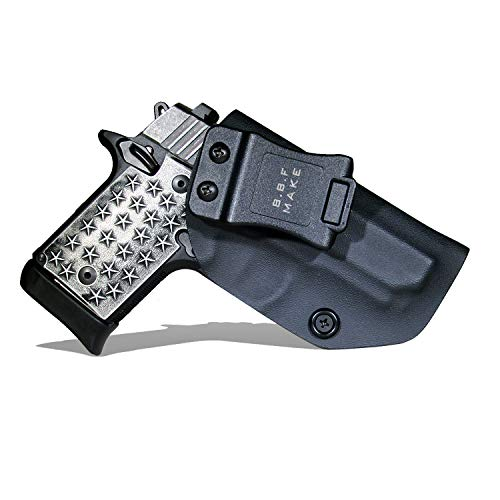 B.B.F Make IWB KYDEX Holster Fit: Sig Sauer P938 | for sale  Delivered anywhere in USA