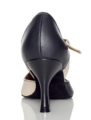 TDA - salón mujer 7.5cm Black