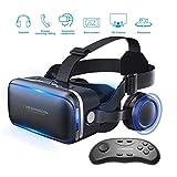 Findbetter VR Headset 3D Glasses, Lightweight Virtual...