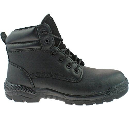 Grafters - Calzado de protección para hombre negro - negro
