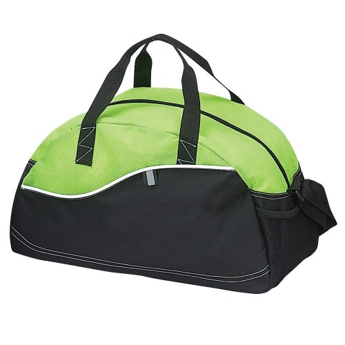 Sport Gym Traval Web Duffel Bag – Lime Green