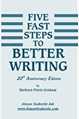 5 Fast Steps to Better Writing Paperback