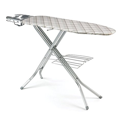 Polder IB-1558BBB Deluxe Ironing Board, 48'' x 15'', Includes Cover and Pad by Polder