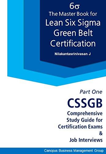 Can Six sigma green belt training
