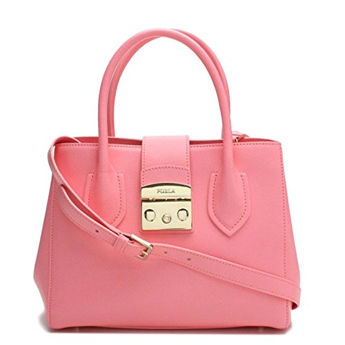 f7a35feda FURLA Women's Top-Handle Bag Rosa Quarzo S: Amazon.co.uk: Shoes & Bags