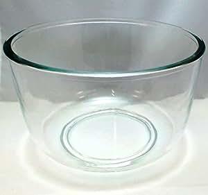 Sunbeam / Oster 115969-001-000 4 Quart Glass Bowl fits models 2370 and 2371