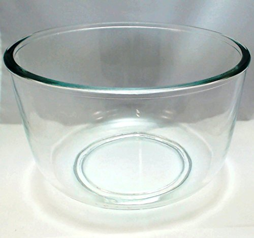 (Sunbeam / Oster 115969-001-000 4 Quart Glass Bowl fits models 2370 and 2371 )