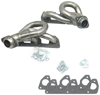 "JBA 1647S-1 1-1/2"" Shorty Stainless Steel Exhaust Header for Ford Ranger 3.0L V-6"