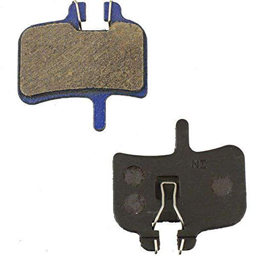 CyclingDeal Organic Semi-Metal Brake Pads for Hayes FX-Mag HMX MX1 Hayes 9 HMX-2 HFX9 Mag MX