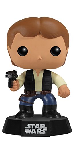 Funko Pop Star Wars Han Solo  Action Figure