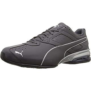 PUMA Men's Tazon 6 Fracture FM Sneaker Periscope Silver, 12 M US