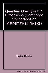 Quantum Gravity in 2+1 Dimensions (Cambridge Monographs on Mathematical Physics)