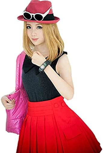Customize Cosplay Disfraz Pokemon XY Serena Outfit including ...