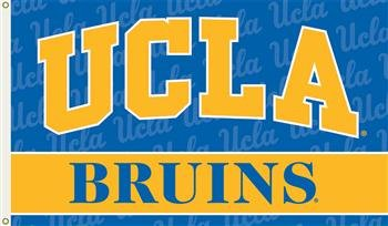 (NCAA UCLA Bruins 3-by-5 Foot Flag With Grommets)