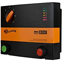 Energizador/Pulsador Gallagher B280 para 80 km