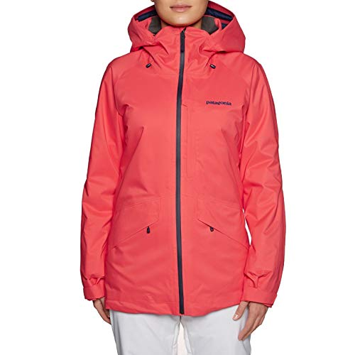 - Patagonia Women's Insulated SNOWBELLE Jacket (Tomato) - M