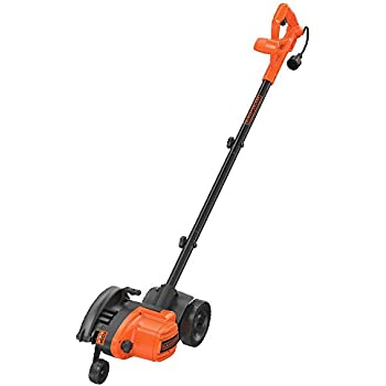 Black Decker LE750 12 Amp 2-in-1 Landscape Edger and Trencher