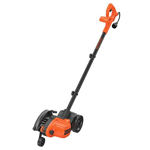 BLACK+DECKER LE750 12 Amp 2-in-1 Landscape Edger and - Cordless Edger Lawn