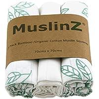 Muslinz Luxury - Cuadros de muselina de bambú