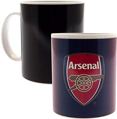 Arsenal FC Heat Changing Mug GR