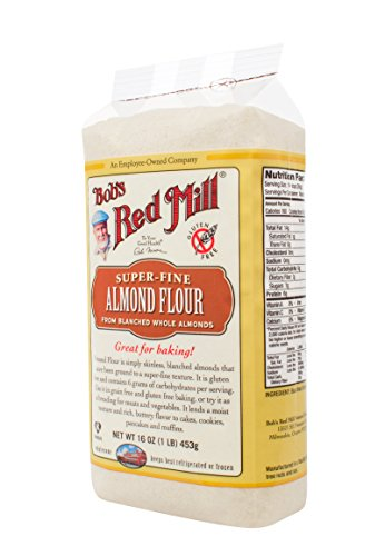 Almond Flour by Bob's Red Mill, 16 oz