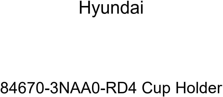Genuine Hyundai 84670-3NAA0-RD4 Cup Holder