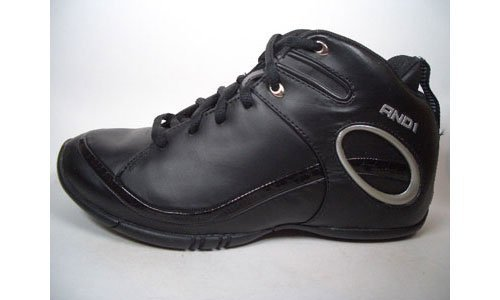 And 1 Phenom 18260 Negro Tamaño Euro 38/US 5,5/UK 5/24 cm