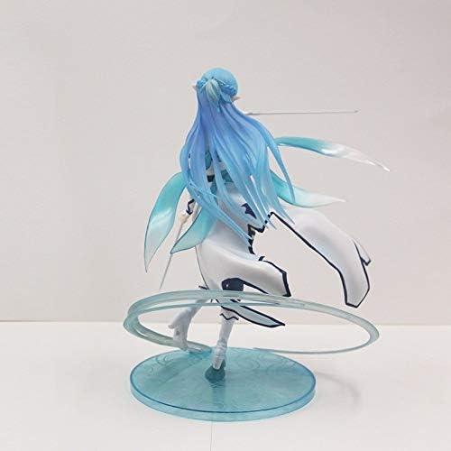 Asuna Yuuki Sword Art Online Asuna Undine Versie 1: 7 Schaal Standbeeld Actie PVC Figure