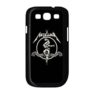 Fashion Metallica Hard Snap-on Slim Back Cover Case for Samsung Galaxy S3 i9300 by supermalls