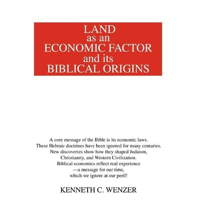 Download Land as an Economic Factor and Its Biblical Origins (Paperback) - Common ebook