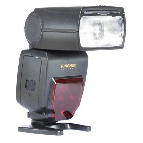 Yongnuo yn685システムiTTL HSS gn60 2.4 Gワイヤレスフラッシュスピードライトwithラジオスレーブfor Nikon DSLR Cameras   B01E8I6E8Q