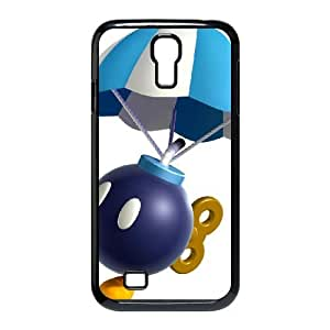 Samsung Galaxy S4 9500 Cell Phone Case Black New Super Mario Bros. U JSK638212
