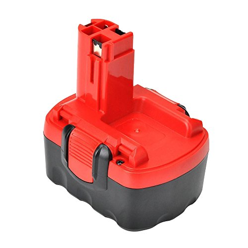 (VANON 2.0Ah 14.4V Ni-CD Rechargeable Replacement Battery for Bosch BAT140 BAT038 BAT040 BAT041 BAT159 Cordless Power Tools (1 Pack))