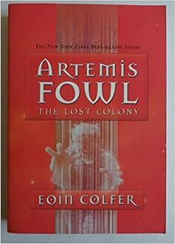 Book Artemis Fowl: The Lost Colony