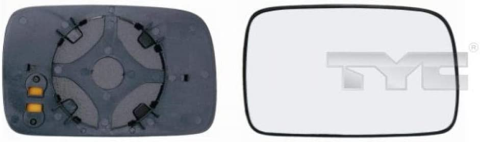 1x DAPA 1112337 Spiegelglas rechts