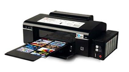 Id Card Printer With 10 Id Tray Amazon In Electronics