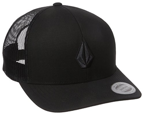 volcom-mens-full-stone-cheese-hat-asphalt-black-one-size