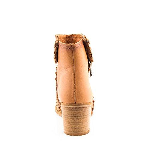 FelminiCana 9679 - Botas Mujer Marrón - marrón