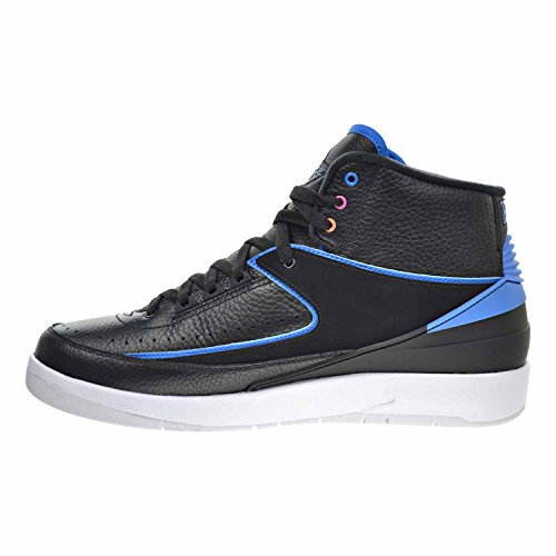 white blue Retro photo Air pink Talla 2 fr black Jordan Herren Basketballschuhe Nike xzTwF