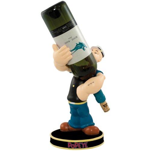 Westland Giftware Popeye Resin Wine Bottle
