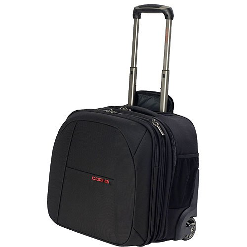 CODi CT3 Checkpoint Tested Mobile Lite Wheeled Case, Black