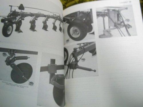 John Deere 2500 Moldboard Plow OMA21072 OEM OEM Owners Manual