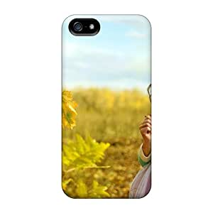New Cute Funny Sweet Girl Case Cover/ Iphone 5/5s Case Cover