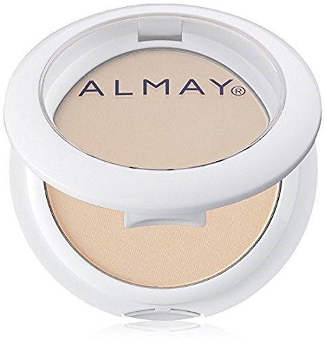 Almay Clear Complexion Pressed Powder, Light/Medium 200, 0.3