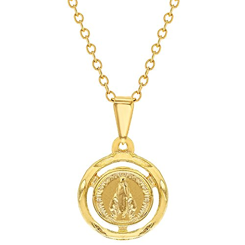 Great Medal Pendant Necklace - 8